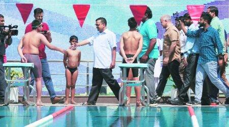 Dry days ahead: Swimming pools at DDA sports complexes to open by month-end