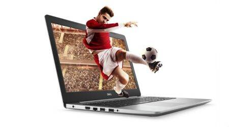 Dell Inspiron 15 (5575) with AMD Ryzen launched in India starting at Rs 38,990