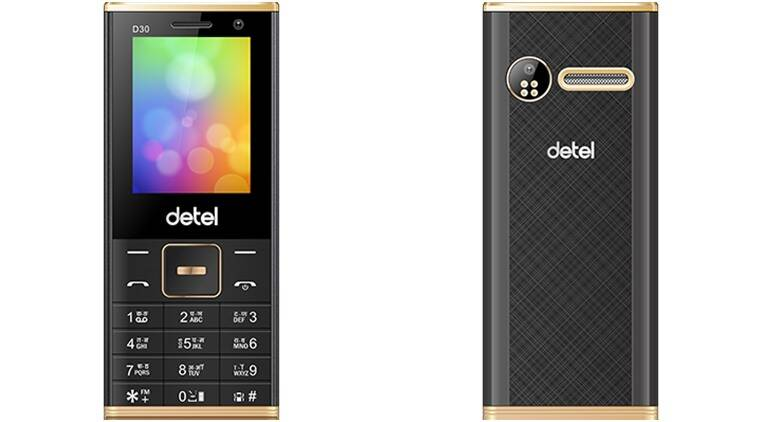 Detel D30 launch, Detel D30 price, Detel D30 specifications, Detel D30 features, Detel D30 selfie, Detel D30 offers, Detel D30 availability
