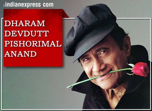 Dev Anand real name