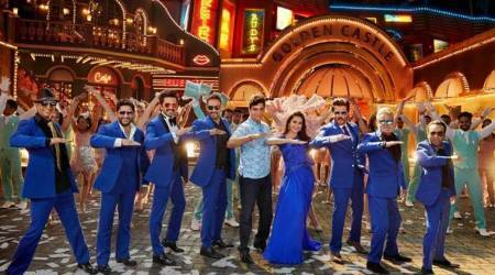 Total Dhamaal: Anil Kapoor, Madhuri Dixit to match steps on the remixed version of Karz's Paisa Yeh Paisa