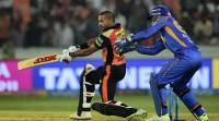 IPL 2018, SRH vs RR: Hyderabad give Rajasthan a Royal hammering to record firstwin