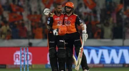 IPL 2018, SRH vs RR: Twitterati hails Shikhar Dhawan's 'fearless' knock
