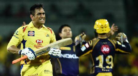 IPL 2018, CSK vs KKR: My pulse rises too, and that's why we have a dressing room, says MS Dhoni after thrilling win