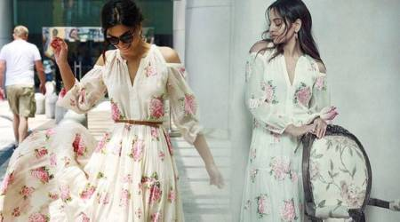 Sonakshi Sinha or Diana Penty: Who wore the floral printed summery dress better?