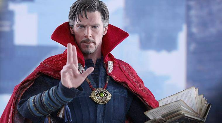 Doctor Strange starring Benedict Cumberbatch photos