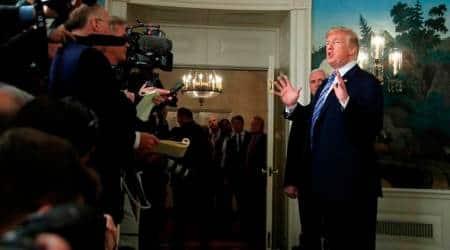 In Trump era, the death of the White House pressconference