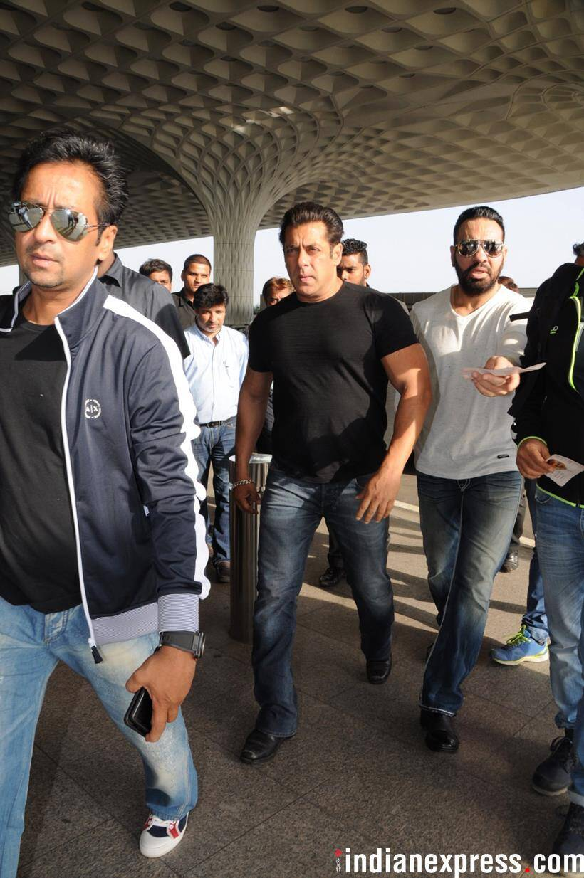 salman khan heads to sonmarg, kashmir