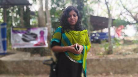 Kerala: Stone-pelting at artist's home after her paintings on Kathua rape evoke outrage on Facebook