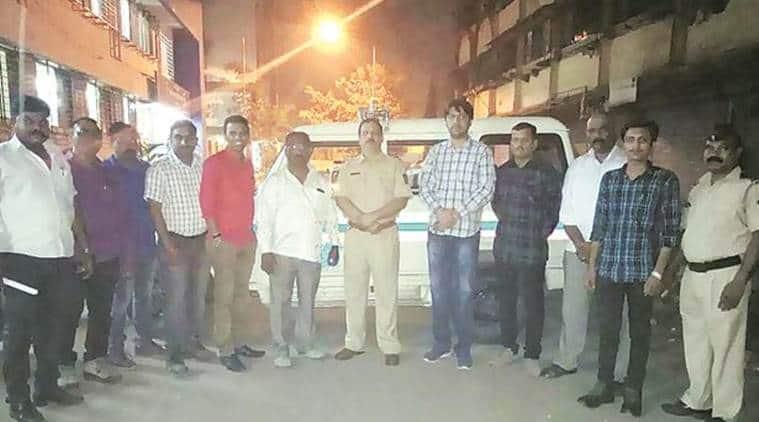 mumbai city news, mumbai eagle brigade, mumbai news, mumbai police, indian express, mumbai crime, mumbai safety