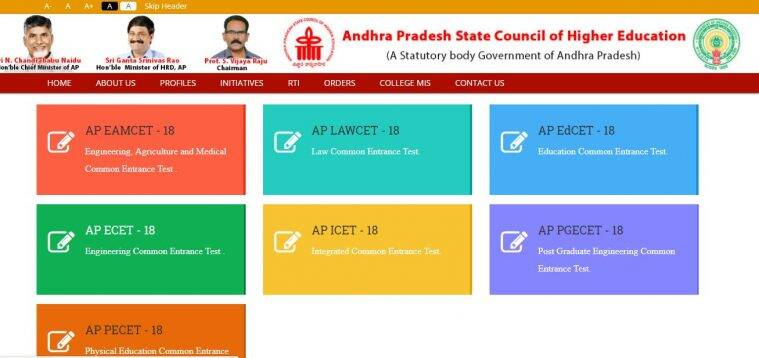 AP PGECET results 2018 declared at sche ap gov in | Education News