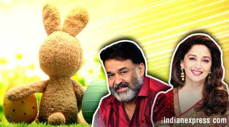 Happy Easter: Mohanlal to Madhuri Dixit, celebrities wish their fans on Twitter