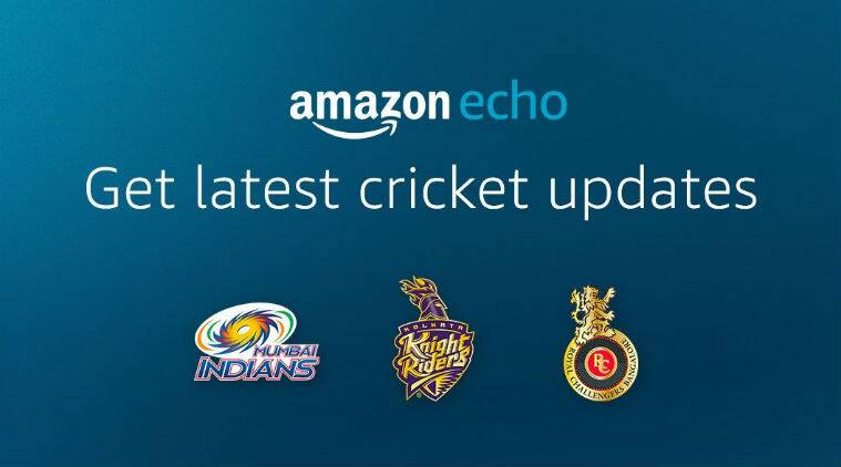 IPL 2018: How to keep track of live cricket match scores, highlights with Alexa on Amazon Echo