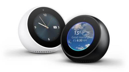 Amazon brings video-enabled Alexa Echo Spot to India at Rs 12,999