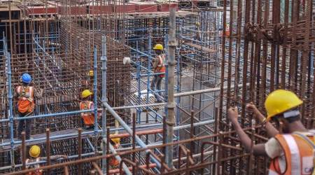 construction worker benefits, acb, anti crruption branch,Delhi Building and Other Construction Workers Welfare Board, delhi govt, indian express