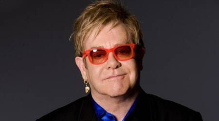 Elton John's long anticipated album Revamp out now