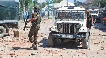 Anantnag: Gunbattle near Amarnath Yatra route, four militants killed
