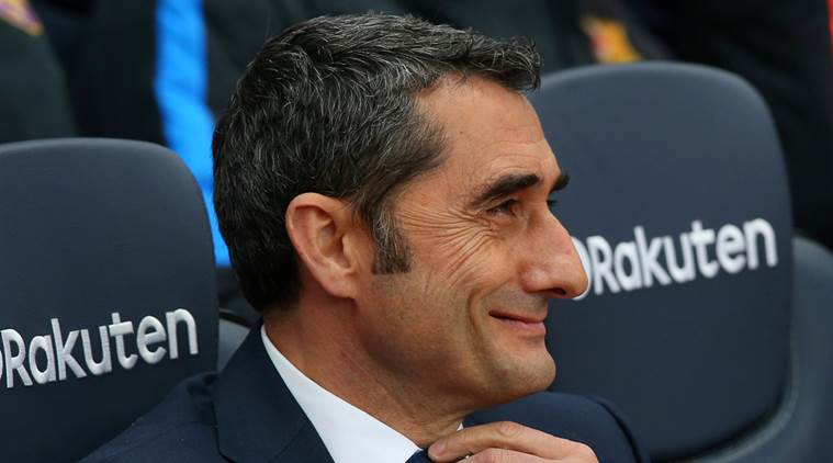 Ernesto Valverde may risk unbeaten run against Celta with cup final looming