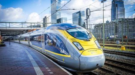 At Rs 3,204 and three-and-a-half hours, you can now reach Amsterdam from London by train