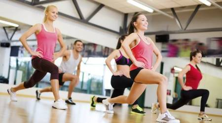 Exercise 4-5 times daily to delayageing