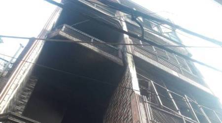 Two labourers charred in fire, this time at unit that made jeans