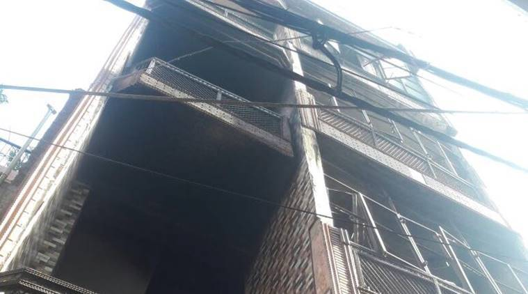 Two labourers charred to death in Delhi factory fire