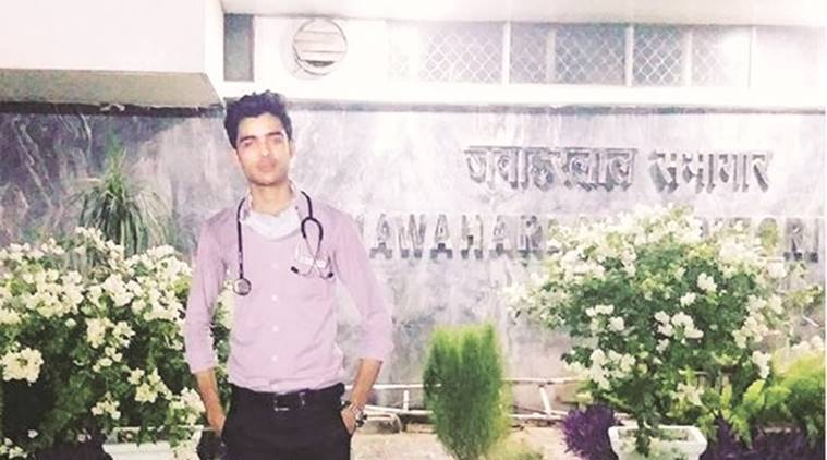 Police said Adnan Khurram posted photos on social media with a stethoscope.