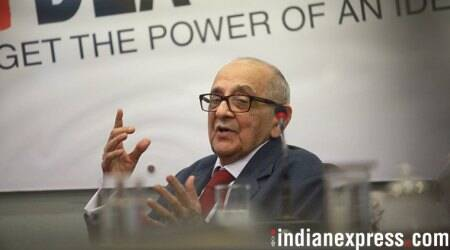 Lawyer-MPs should be loyal to Constitution, says Fali Nariman