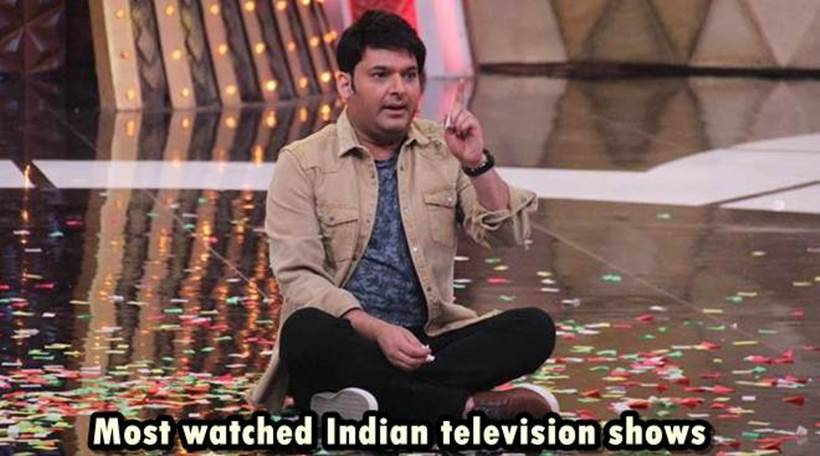 Most watched Indian television shows: Family Time with Kapil Sharma