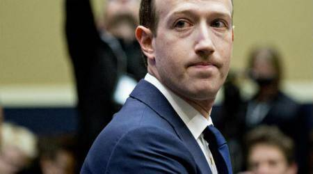 Facebook CEO Mark Zuckerberg's compensation jumps to $8.9 million as security costs soar