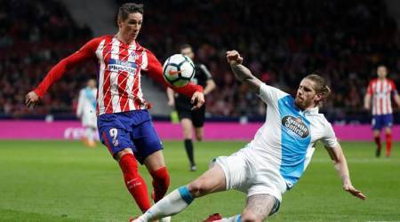 Fernando Torres to leave Atletico Madrid in search of game time