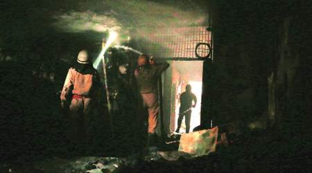 Delhi fire: Alert neighbours, and a ladder, saved many lives