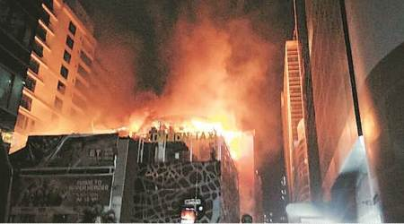 Kamala Mills fire: Two managers of resto-pub 1Above get bail