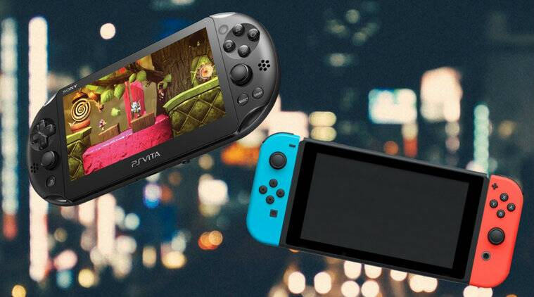 gaming, ps vita, nintendo switch, Sony playstation, portable console, console gaming, PSN
