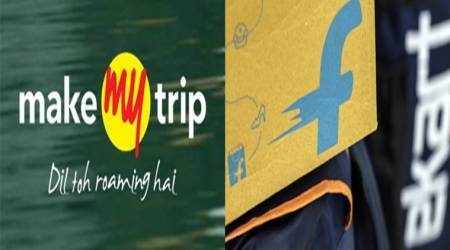 MakeMyTrip ties up with Flipkart to sell travelservices