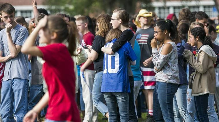 1 student wounded in shooting at Florida high school