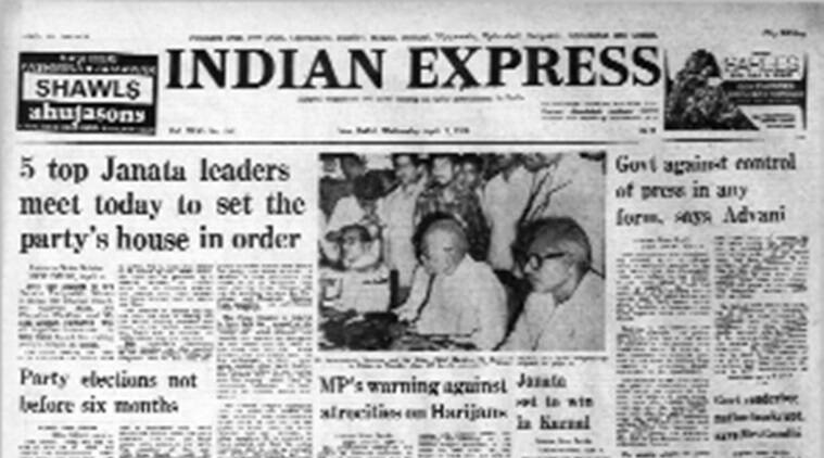 Forty Years Ago,April 5, 1978:Govt On Free Press