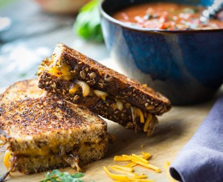 Grilled Cheese Sandwich Day, April 12 Grilled Cheese Sandwich Day, Grilled Cheese Sandwich Day in US