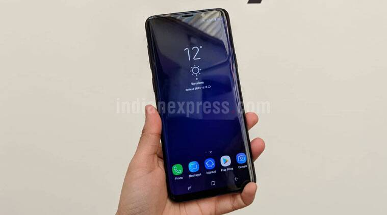 samsung galaxy s9 mini with android 8 0 oreo spotted on. Black Bedroom Furniture Sets. Home Design Ideas
