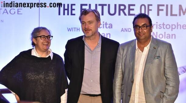 christopher nolan in india
