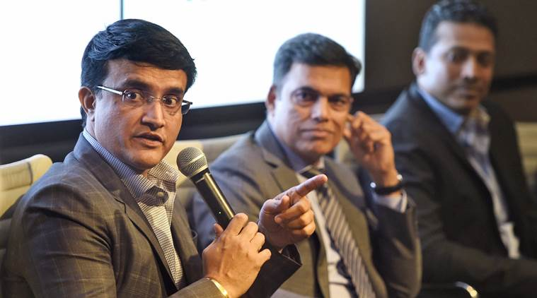 Sourav Ganguly bats for corporate support, professionalism in sports