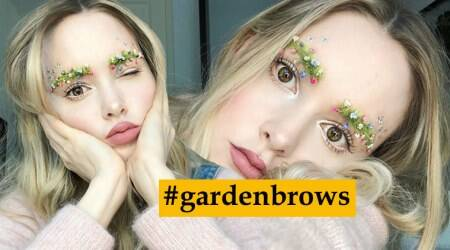 Spring-inspired mini 'garden brow' trend is the latest to hit our Instagramfeed