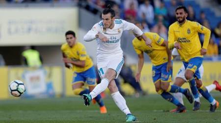 Gareth Bale double guides Real Madrid to easy win over Las Palmas
