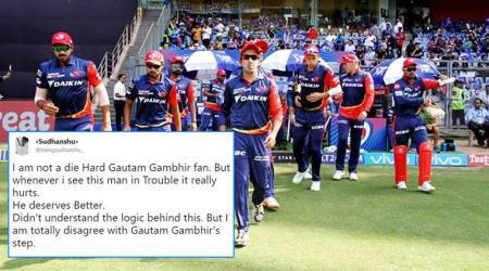 Gautam Gambhir says no to Rs 2.8 crore salary after stepping down; Twitterati hail the former captain's decision