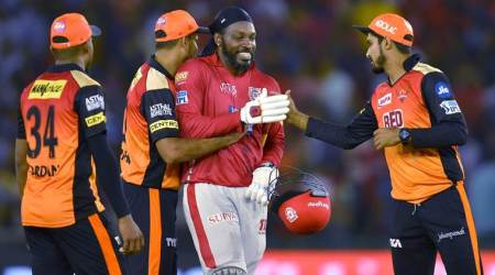 IPL 2018 LIVE SCORE, SRH vs KXIP: SRH, KXIP Predicted Playing XI for Match 25 in Hyderabad; Chris Gayle likely to play