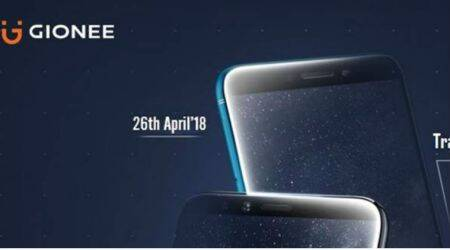 Gionee to launch new budget smartphones with Full View display in India on April 26