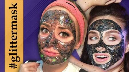 This glitter face pack is the latest beauty trend to take Instagram bystorm