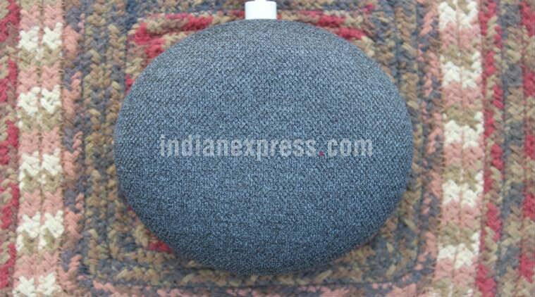 Google Home, Google Home Mini, Google Home Mini price in India, Google Home Mini review, Google Home Mini features, Google Home Mini specifications, Home Mini price, Amazon Echo, Echo vs Home Mini