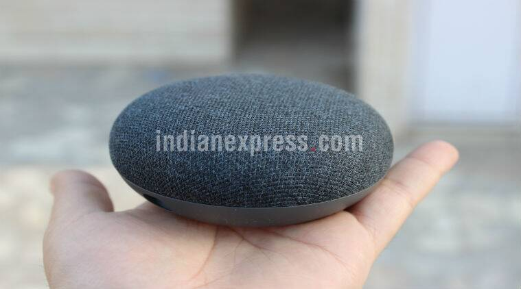 Google Home, Google Home Mini, Google Home Mini price in India, Google Home Mini review, Google Home Mini features, Google Home Mini specifications, Home Mini price, Amazon Echo, Echo vs Home Mini