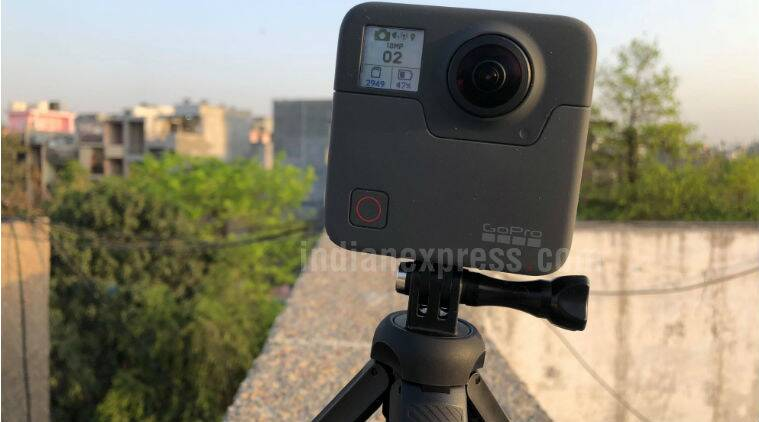 GoPro Fusion review: 360-degree video becomes easy to handle